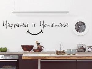 mix-wholesale-order-happiness-is-font-b-homemade-b-font-kitchen-font-b-wall-b-font